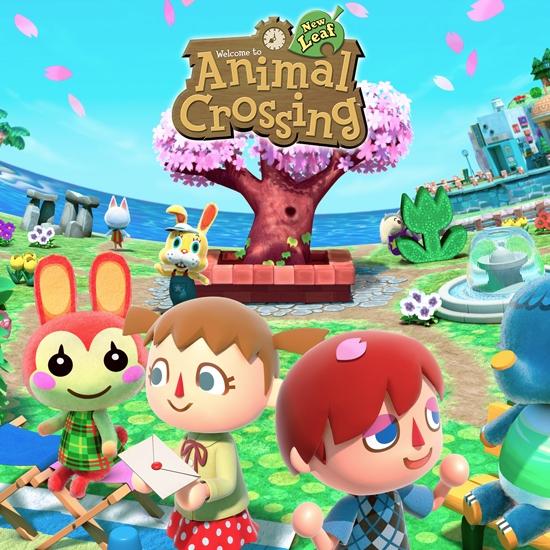 D couverte du jeu animal crossing new leaf et impressions - Coupe animal crossing new leaf ...