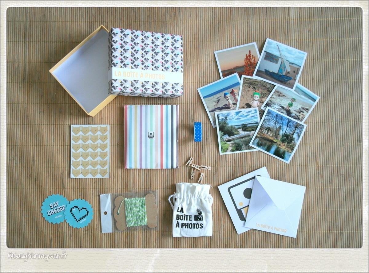 La boîte à photos