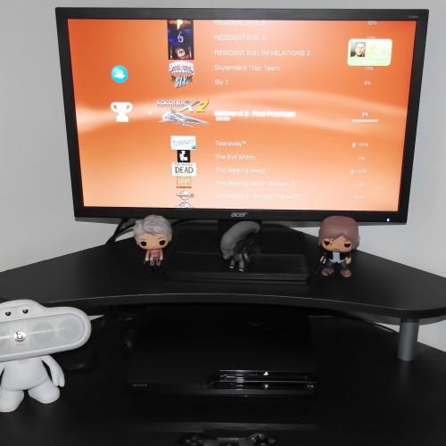 Jouer à la PS3/PS4 sur son écran de PC