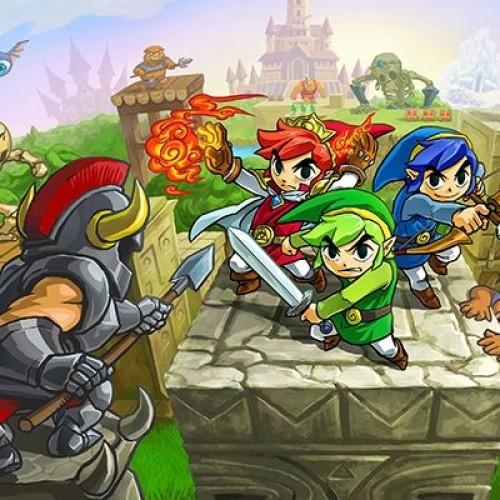 Mes impressions sur Zelda Triforce Heroes (Mode solo)