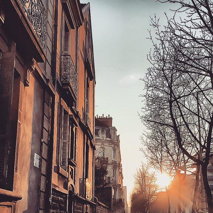 Sun goes down Dijon JaimeDijon