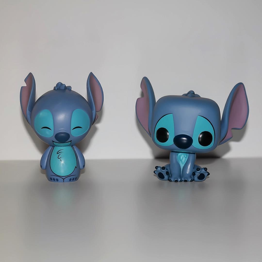 Deux petits nouveaux dans ma collection de Stitch ! FunkoPOPhellip