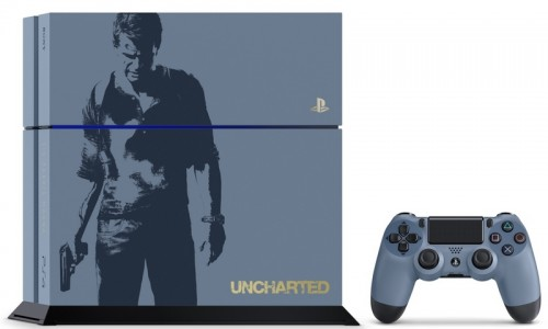 PS4 Edition Spéciale Uncharted 4 : A Thief's End