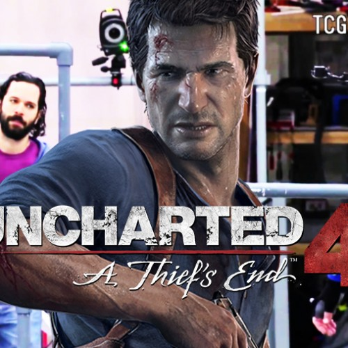 Uncharted 4 : Le making-of
